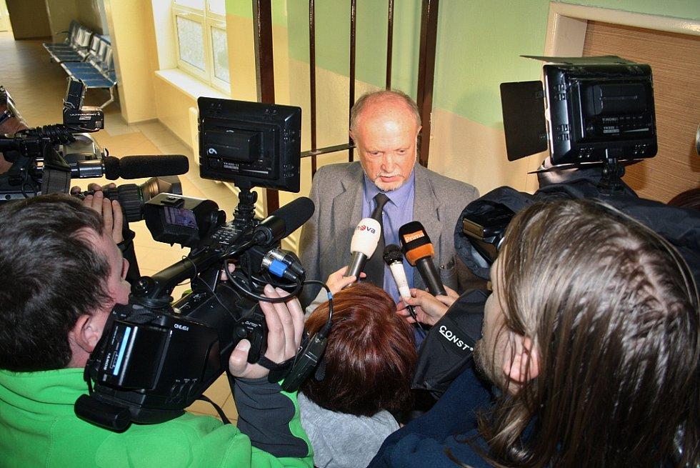 O prohlídku zařízení v Drahonicích byl velký zájem