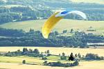 Paragliding. Ilustrační foto