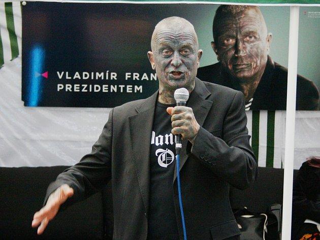 Vladimír Franz v Lounech