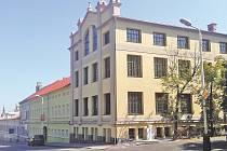 Horní část bloku budov bývalých papíren prošla v letech 2014 a 2015 rekonstrukcí, vznikl tam depozitář muzea.