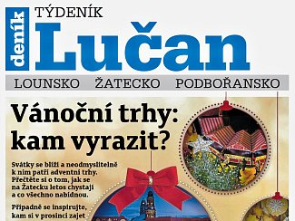Týdeník Lučan z 20. listopadu 2018