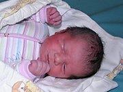 Stella Hrabovská se narodila 20. července 2017 v 7.31 hodin mamince Šárce Hrabovské ze Žatce. Vážila 2970 gramů a měřila 48 centimetrů.