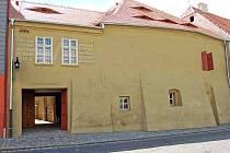 Nově zrekonstruovaná renesanční sladovna v Žatci