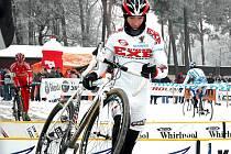Výborně jedoucí Kamil Ausbuher z Podbořan zůstal v sobotním MČR v Kolíně těsně pod piedestalem, když přijel  na 4. místě.  V Českém poháru pak skončil na 3. místě se stejným ziskem jako Petr Dlask.
