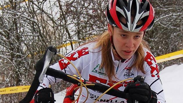 Martina Mikulášková na archivním snímku