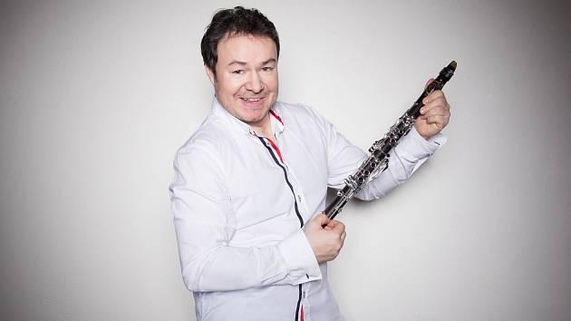 V kostele sv. Jiljí v Libyni vstoupí klarinetový virtuos Milan Řeřicha, rodák z Lubence.