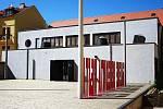 Galerie Benedikta Rejta v Lounech na archivním snímku