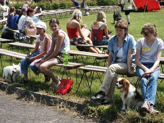 Účastníci Žateckého voříška.