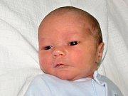 Matyáš Hauptvogel se narodil 22. září 2017 v 8.30 hodin mamince Jiřině Hauptvogelové z Litvínova. Vážil 2769 g a měřil 48 cm.