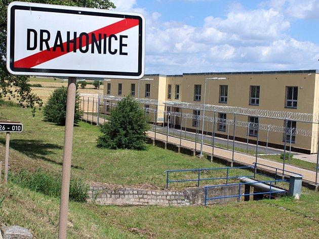 Ženská věznice vDrahonicích na Podbořansku