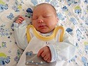 David Popelka se narodil 1. května 2018 v 9.13 hodin rodičům Ludmile a Josefu Popelkovým ze Žatce. Vážil 2,8 kg a měřil 48 cm.