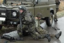 Vojenské cvičení na Doupově má připravit jednotky na nasazení v Afghánistánu