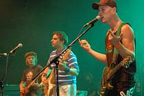Vystoupení skupiny Wohnout