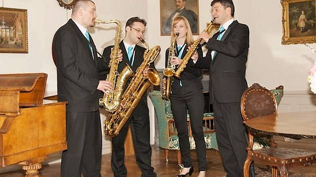 Harmony Quartet.