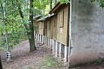 Letní tábor v Pnětlukách.
