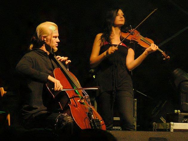 Rock for Church(ill) 2006 ve Vroutku