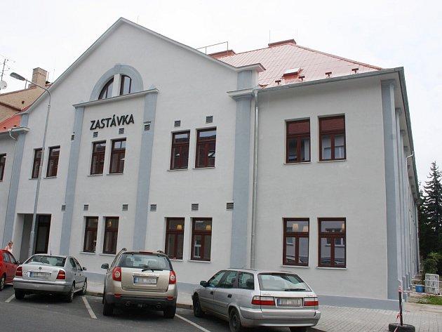 Kulturní dům Zastávka v Lounech