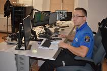 Strážníkům v Žatci slouží zrekonstruované prostory služebny. Nyní přijde na řadu druhá etapa prací a instalace nového kamerového systému.