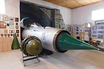 Letecké muzeum v Bezděkově. Ilustrační foto