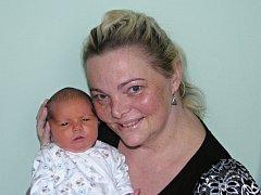 Mamince Jitce Irmanové z Holedečku se 2. ledna 2015 v 9.19 hodin narodil syn Viktor Theo Irman. Vážil 3295 g, měřil 49 cm