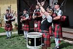 Na koncertě v kostele ve Velké Černoci zazní skotské dudy
