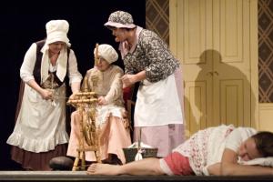 Žatecký spolek Opera uspěl na přehlídce s Přadlenami
