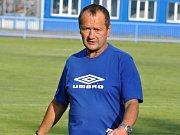 Nový trenér Loun Zdeněk Kudela
