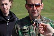O prezentaci ornitologů je obvykle velký zájem