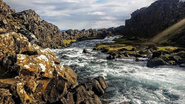 Krajina Islandu