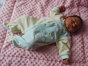 Sofie Kubínová se narodila 7. prosince 2018 v 11.34 hodin rodičům Růženě a Lukáši Kubínovým z Blšan. Vážila 4510 g a měřila 53 cm.
