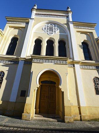 Žatecká synagoga