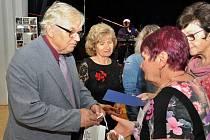 Setkání seniorů na Zastávce v Lounech