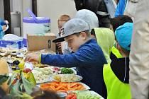 Mateřská škola Fügnerova v Lounech uspořádala Dětský farmářský den