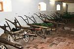 Expozice Muzea české vesnice v Peruci