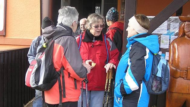 Hvězdicové trasy přivedou turisty na Jalovec