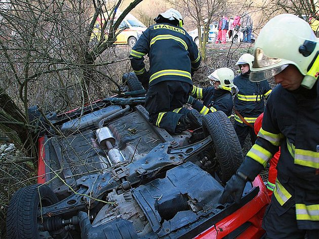 Tragická nehoda u Staňkovic