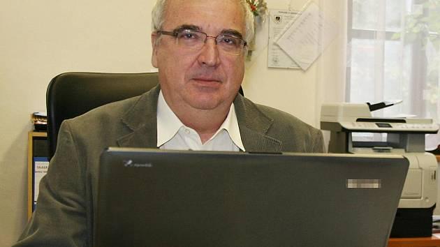 Václav Trylč, starosta Ročova