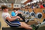 21. Veřejný halový triatlon v lounské sportovní hale