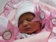 Marylin Simona Bartošová se narodila 20. září 2017 ve 4.04 hodin mamince  Simoně Bartošové ze Žatce. Vážila 2320 g a měřila 43 cm.