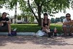 Odpočinek v Tallinu a menší svačinka