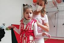 Mariya Tsonynets z Libčevsi na Lounsku je vážně nemocná. Lékaři ji diagnostikovali herpetickou encefalitidu.