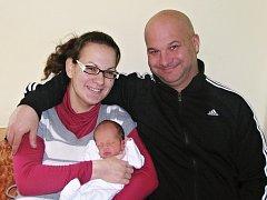 Mamince Alici Rusinové a tatínkovi Martinu Langerovi z Loun se 7. února 2015 v 08.07 hodin narodil synek Marcus Langer. Vážil 2780 gramů  a měřil rovných 50 centimetrů.