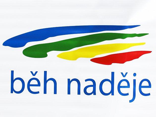 Logo Běhu naděje