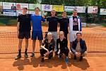 Áčko žateckého tenisového klubu