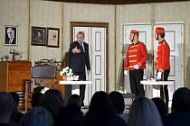 Divadelní společnost Háta bavila v Lenešicích