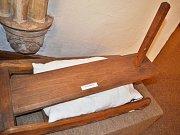 Výstava Doba dřevěná - doba minulá v lounském muzeu
