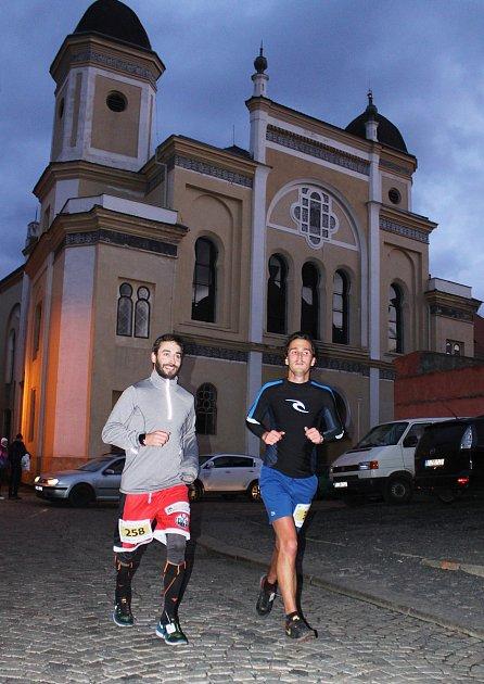 Adventní běh v Žatci.