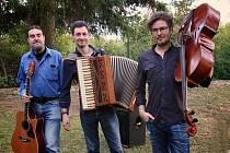 Skupina Igor Barboi Trio zahraje příští sobotu v Žatci.