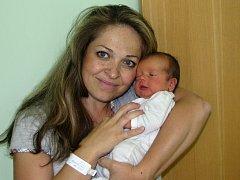 Mamince Heleně Černé z Loun se 17. července 2015 v 8.05 hodin narodil synek Marek Bednář. Vážil 3650 gramů a měřil 49 centimetrů.