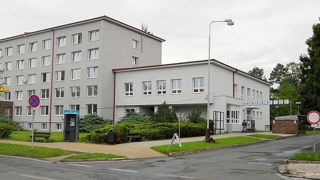 Nemocnice s poliklinikou v Žatci